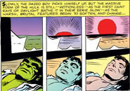 Bruce Banner (Earth-616) from Incredible Hulk Vol 1 2 0003