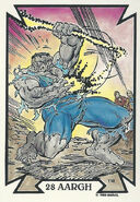 Bruce Banner (Earth-616) from Todd Macfarlane (Trading Cards) 0006