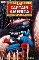 Captain America The Bloodstone Hunt TPB Vol 2 1