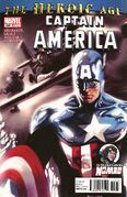 Captain America Vol 1 609
