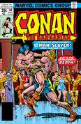 Conan the Barbarian Vol 1 80