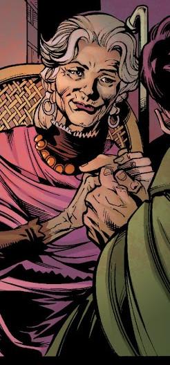 Cynthia von Doom (Earth-58163)