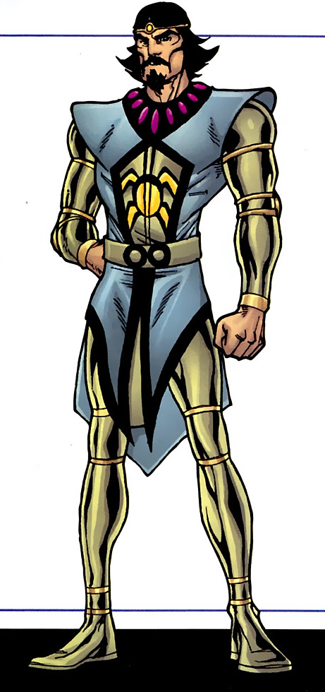 D'ken Neramani (Earth-616)