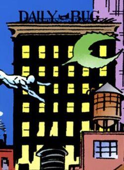 Daily Bugle (Earth-9997) Earth X Vol 1 ½.jpg