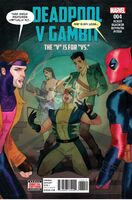 Deadpool v Gambit Vol 1 4