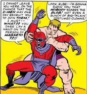 Frederick Dukes (Earth-616) from X-Men Vol 1 7 001