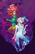 Giant-Size X-Men Jean Grey and Emma Frost Vol 1 1 Textless
