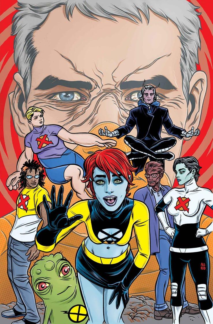 X-Statix (Earth-616)
