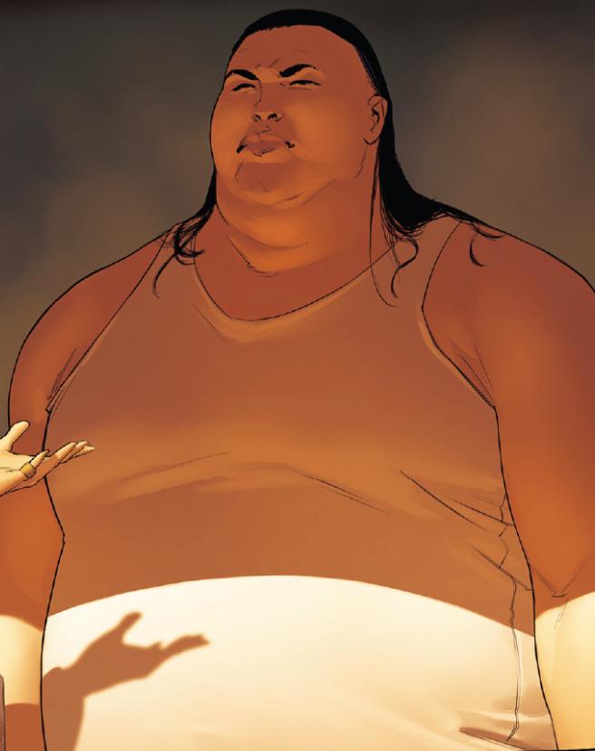 Gongniu (Earth-616)