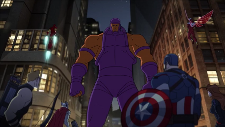 Marvel's Avengers Assemble Season 3 5