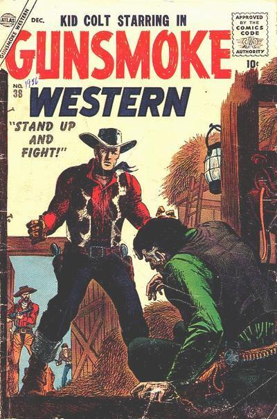 Gunsmoke Western Vol 1 38