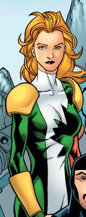 Heather McNeil (Earth-616)