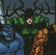 Hela (Project Doppelganger LMD) (Earth-616) from Spider-Man Deadpool Vol 1 33 001.jpg