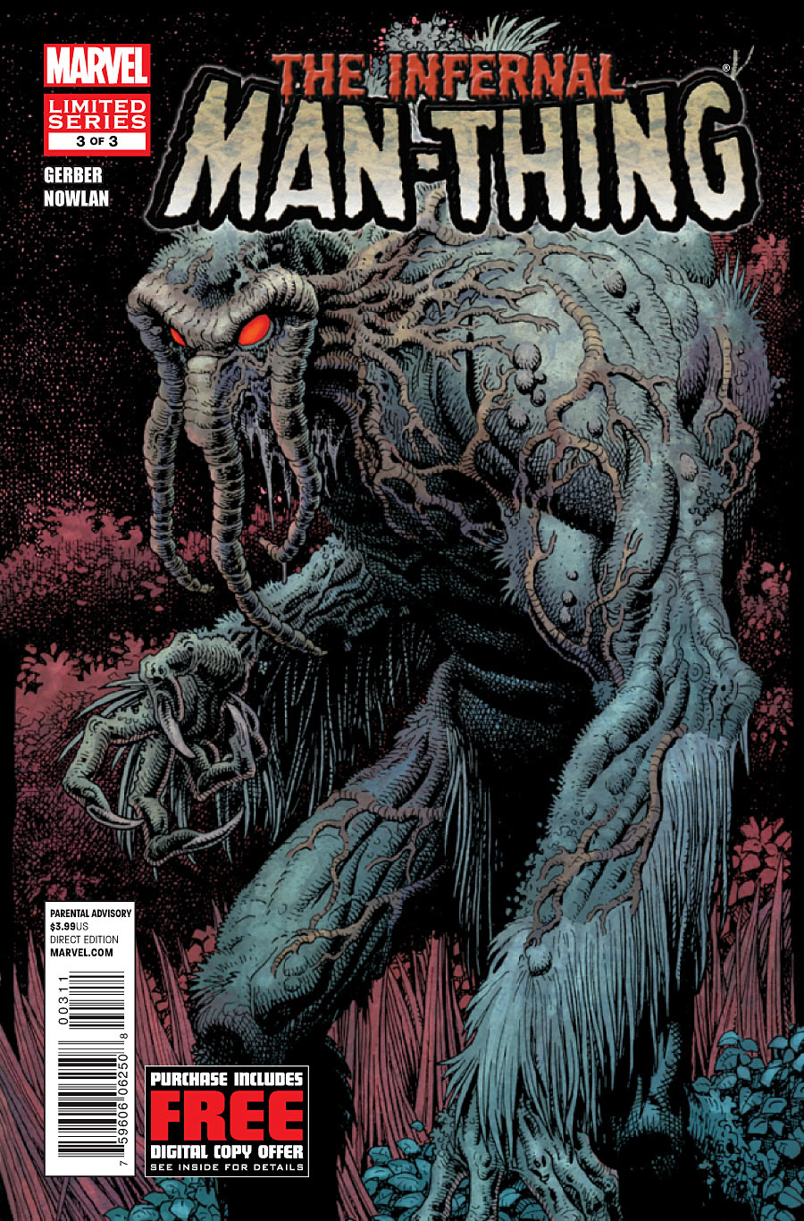 Infernal Man-Thing Vol 1 3