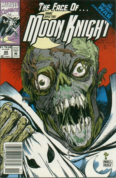 Marc Spector: Moon Knight Vol 1 44