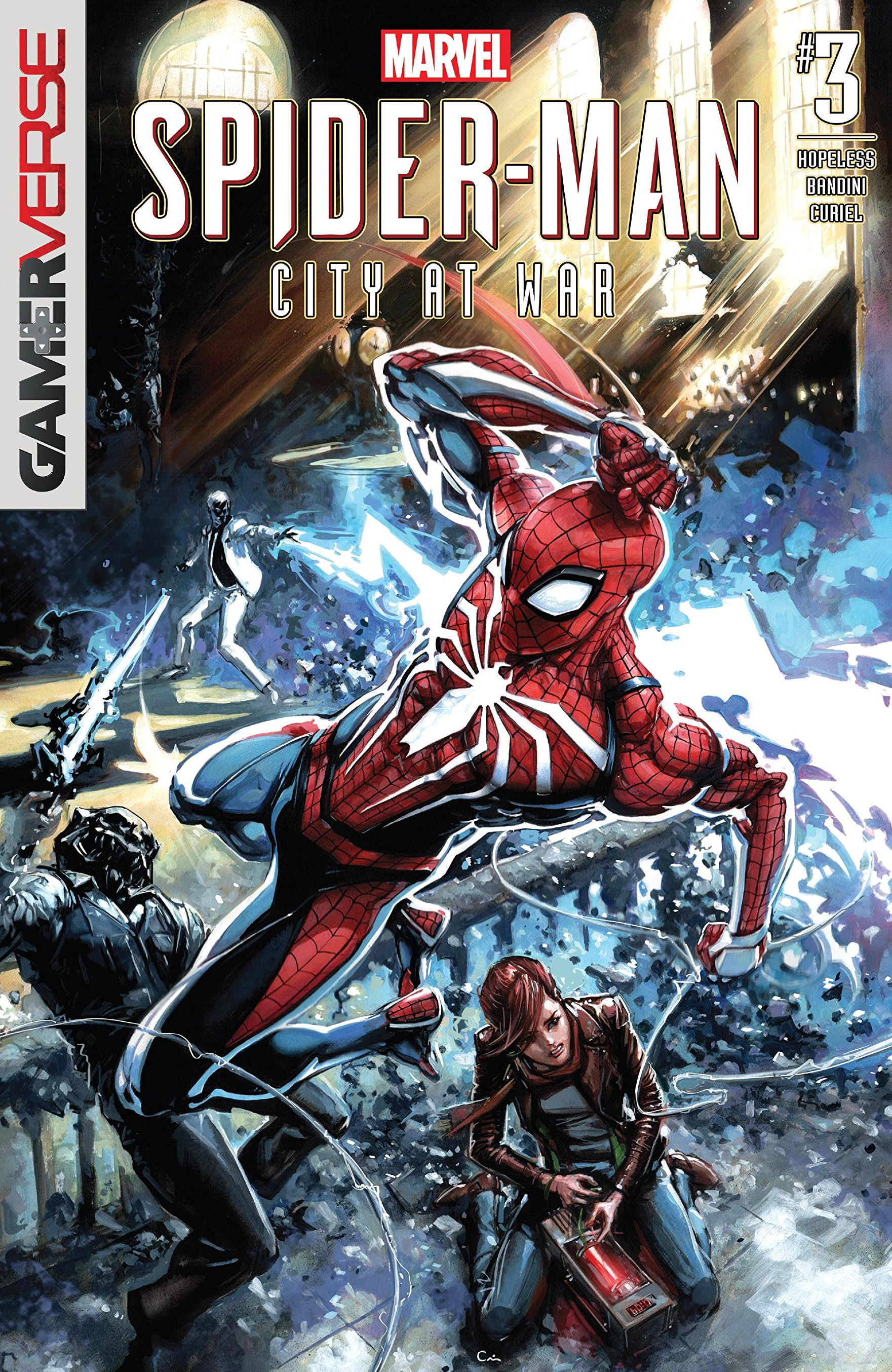 Marvel's Spider-Man: City at War Vol 1 3