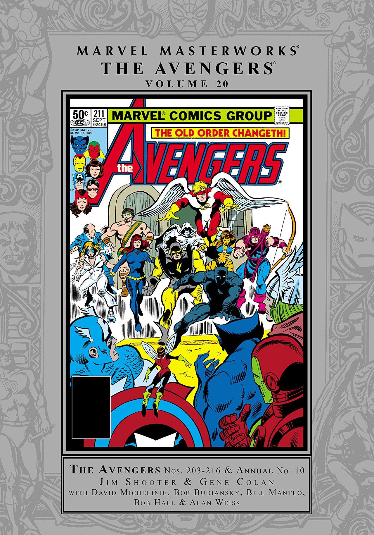 Marvel Masterworks: Avengers Vol 1 20