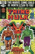 Marvel Two-In-One Annual Vol 1 5