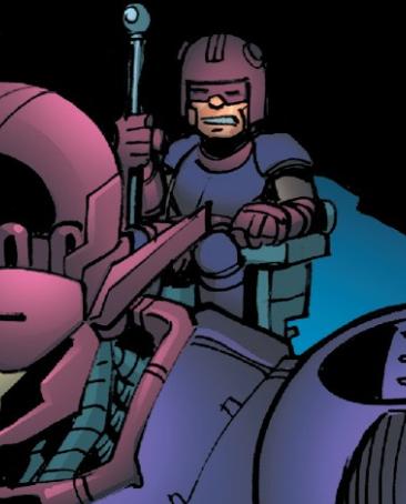 Master Mole (Warp World) (Earth-616)