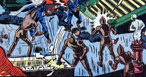 Metal Mobsters (Earth-616)/Gallery