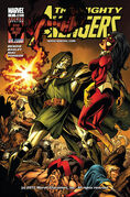Mighty Avengers Vol 1 9