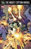Mighty Captain Marvel Vol 1 6