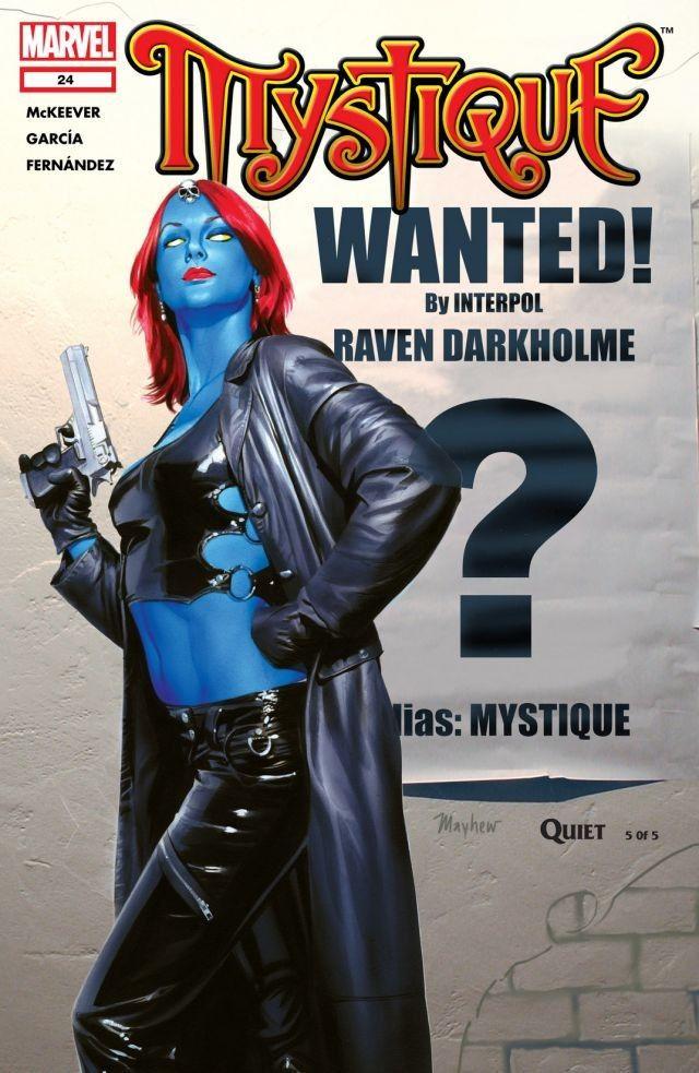 Mystique Vol 1 24