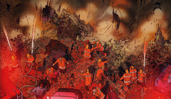 New York City Fire Department (Earth-616) from Dark Reign The List - Daredevil Vol 1 1 001.png