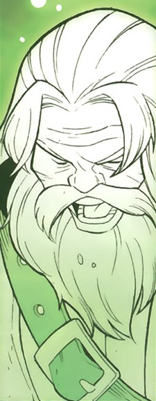 Odin Borson (Earth-5631)/Gallery