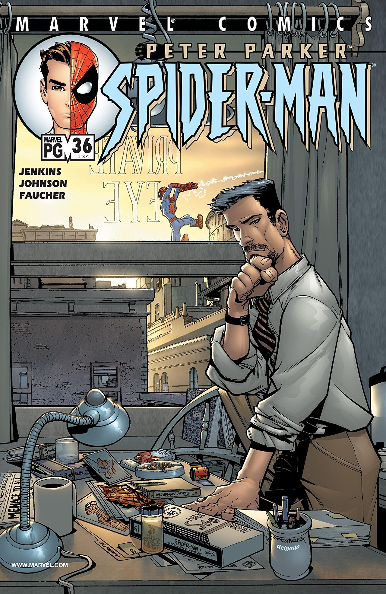 Peter Parker: Spider-Man Vol 1 36