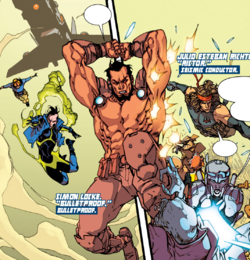 Press Gang (Earth-BWXP) from X-Tinction Agenda Vol 1 1 001.png
