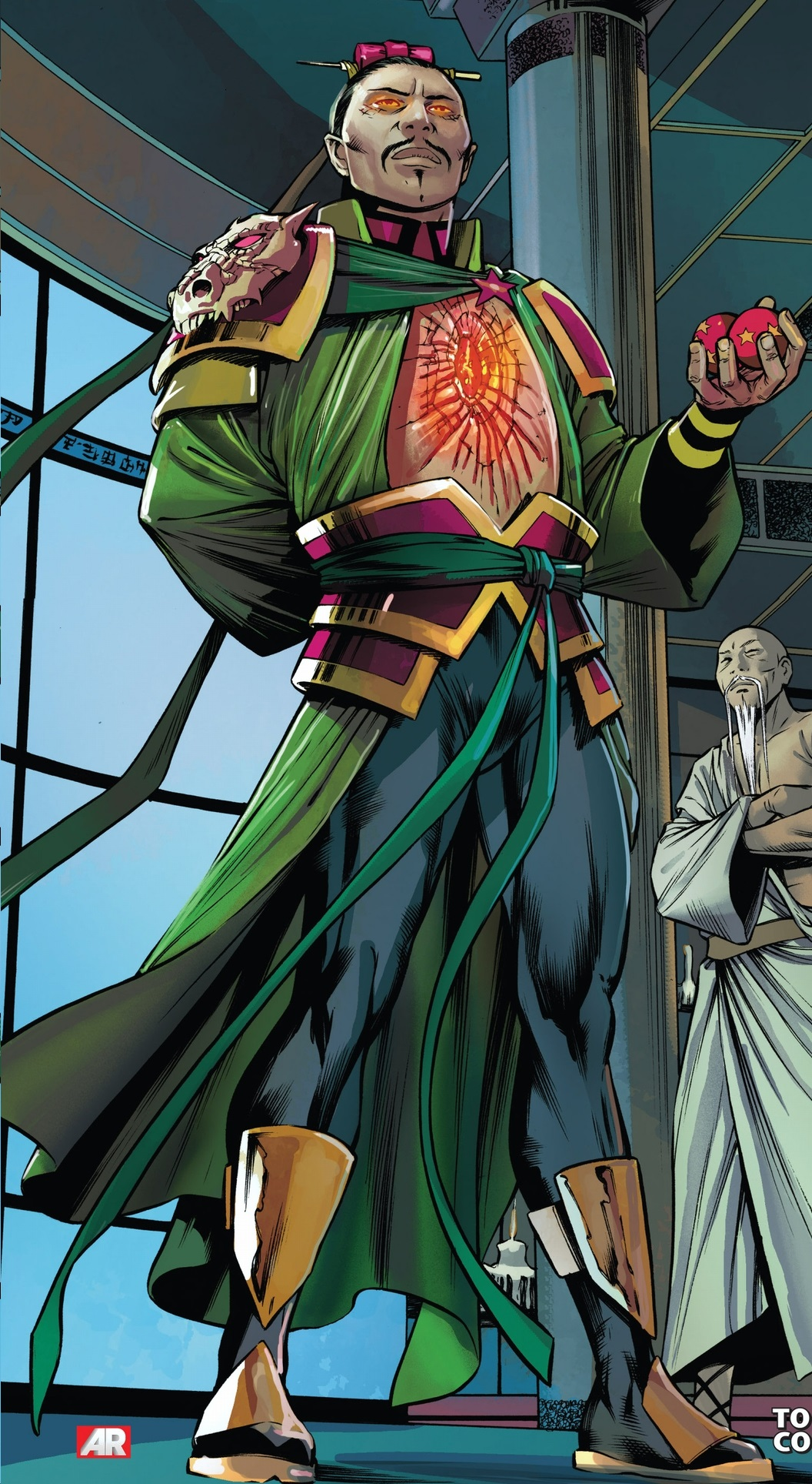 Ran Shen (Earth-616)