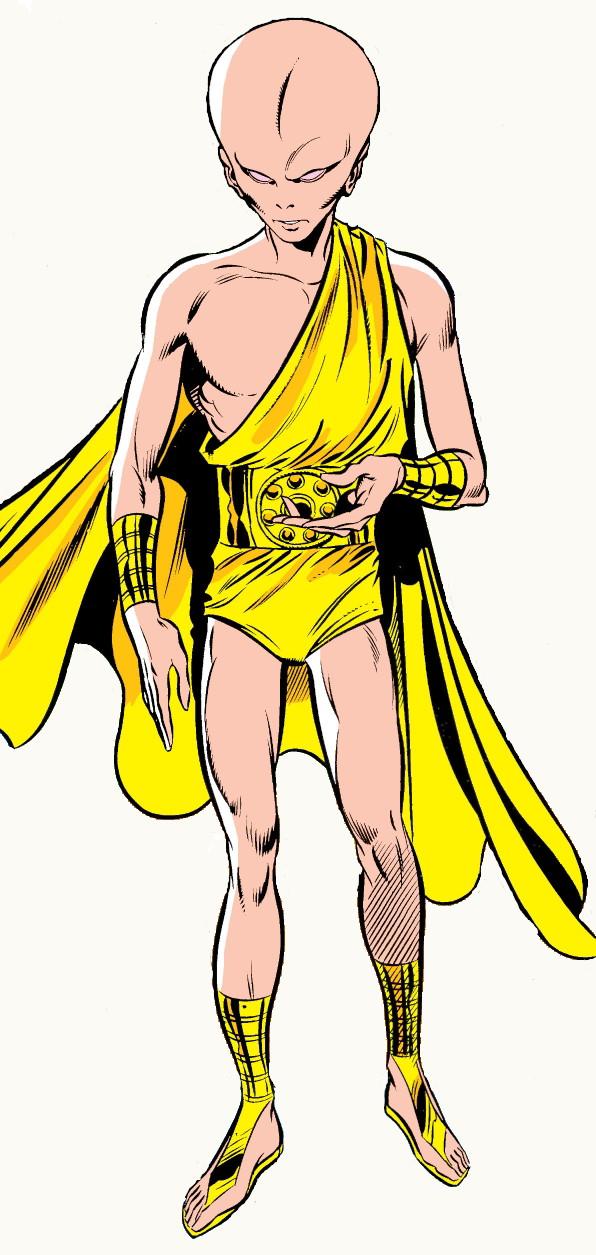 Randolph James (Earth-616)