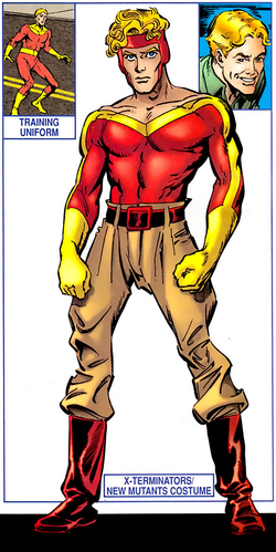 Russell Collins (Earth-616) from X-Men Phoenix Force Handbook Vol 1 1 001.png