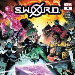S.W.O.R.D. Vol 2 6