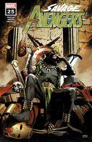 Savage Avengers Vol 1 25