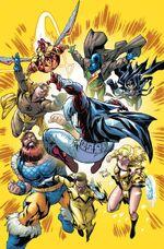 Supreme Seven (Warp World) (Earth-616)