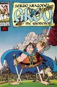 Sergio Aragonés Groo the Wanderer Vol 1 87