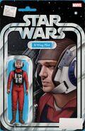 Star Wars Vol 3 14 Action Figure Variant