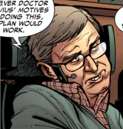 Stephen Hawking (Earth-616)