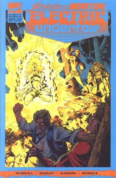 Strikeforce Morituri Electric Undertow Vol 1 2