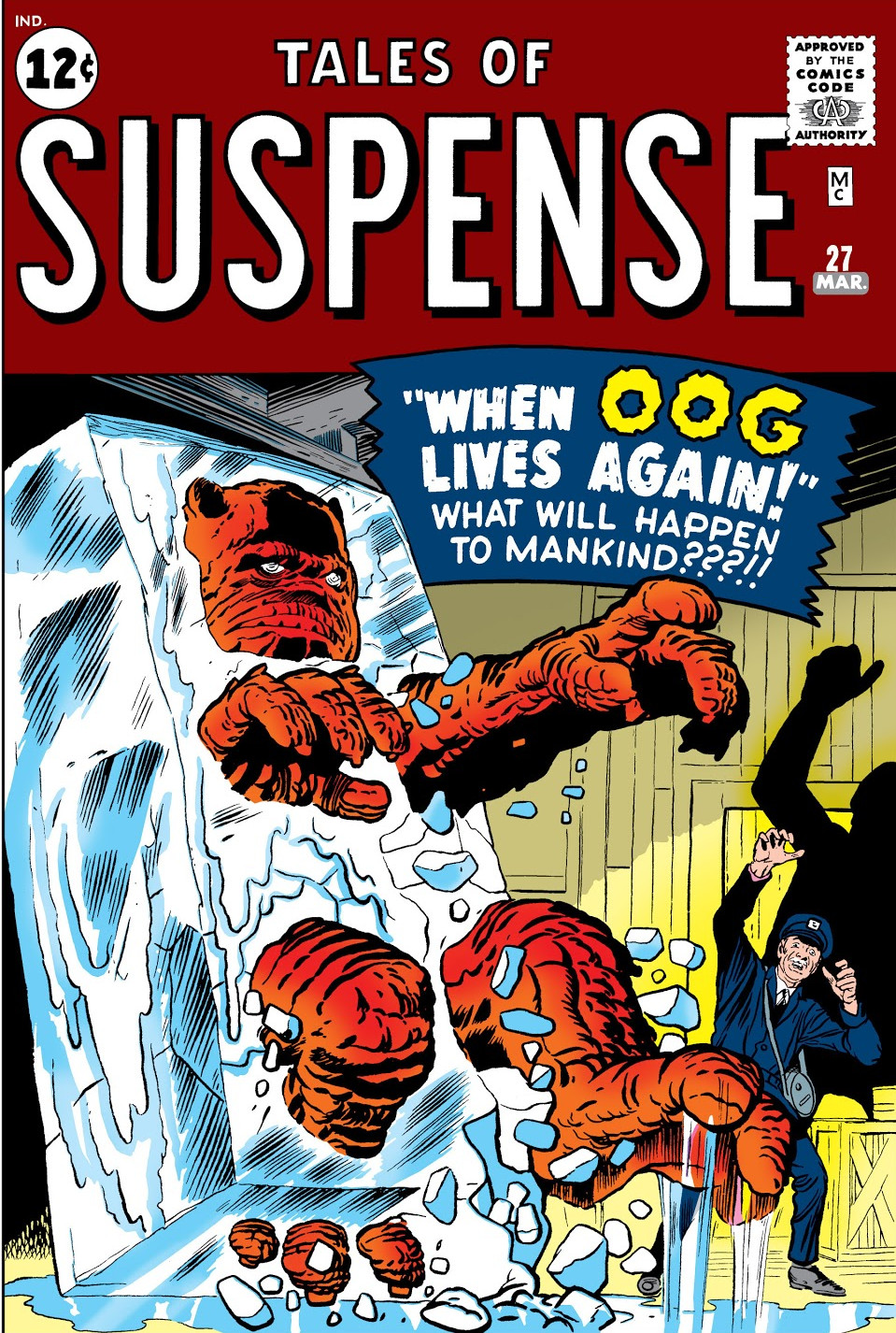 Tales of Suspense Vol 1 27