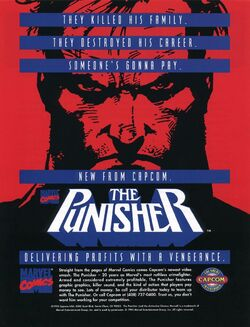 The Punisher (1993 video game)
