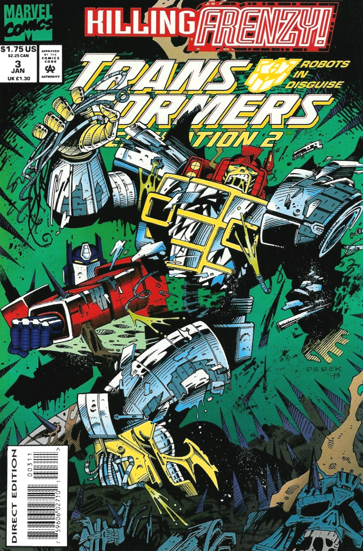 Transformers: Generation 2 Vol 1 3