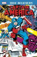 True Believers Kirby 100th - Captain America Vol 1 1