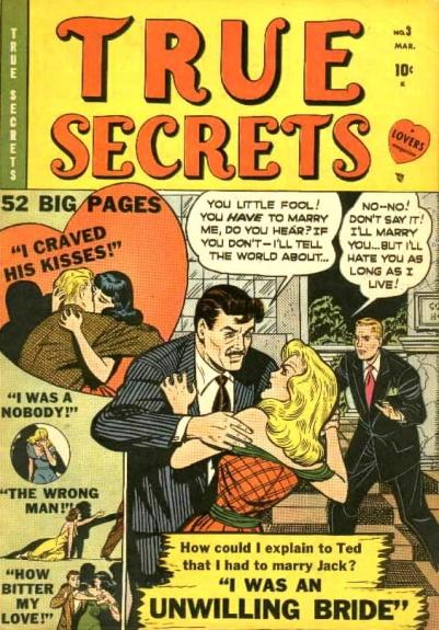 True Secrets Vol 1