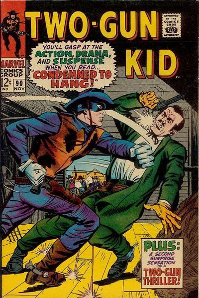 Two-Gun Kid Vol 1 90