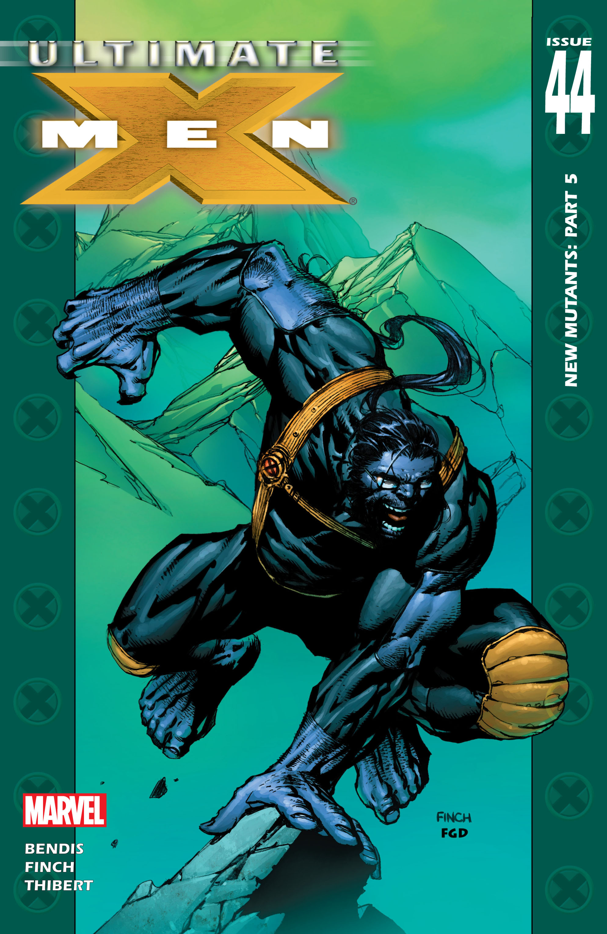 Ultimate X-Men Vol 1 44