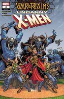 War of the Realms Uncanny X-Men Vol 1 3