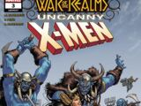 War of the Realms: Uncanny X-Men Vol 1 3